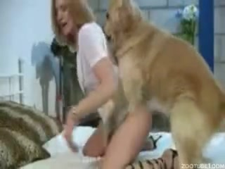 New Dog hardcore sex