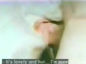 Zoophiles have nice sex with various animals in vintage movie